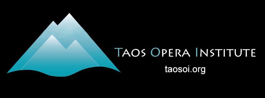 Logo of Taos Opera Institute