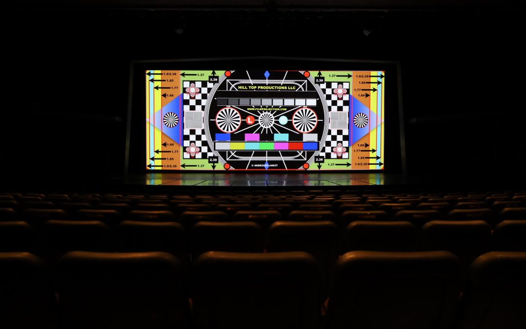 TCA is OPEN! in-theater events and exhibitions